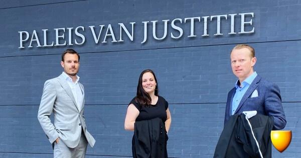 Afb. Vacature Advocaat Ondernemingsrecht liggend zonder tekst met logo