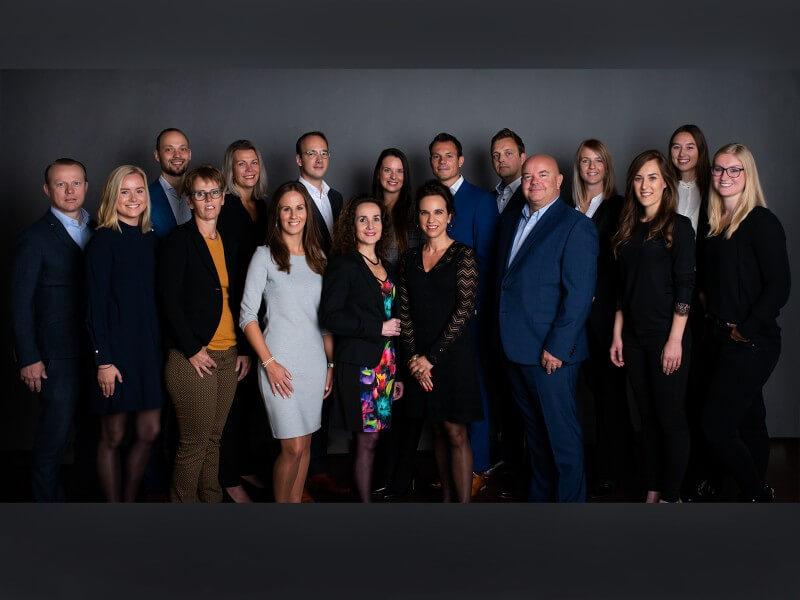 Advocatuur groepsfoto