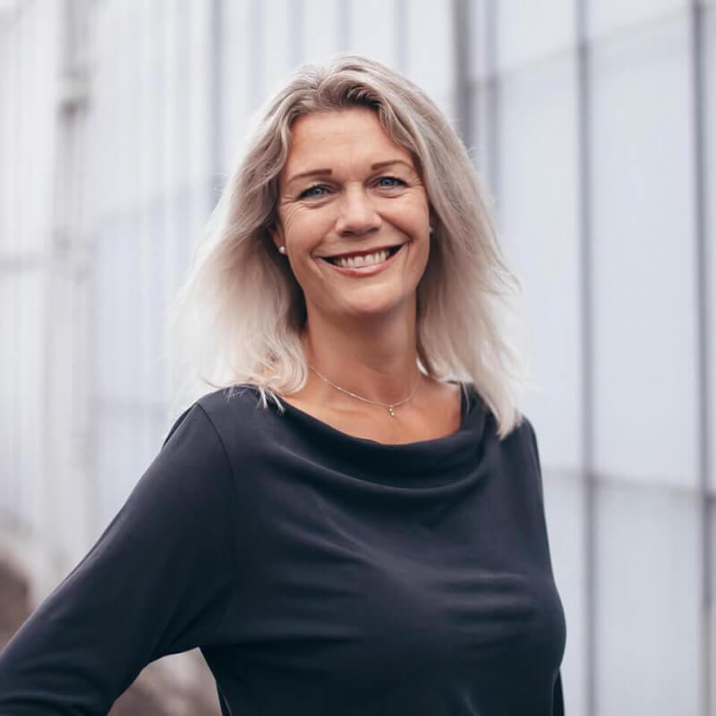 Officemanager Corine van Leerdam